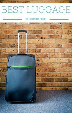 Looking for some new luggage? Check out our guide to finding the best luggage for you! http://www.wheressharon.com/reviews/best-luggage-reviews/