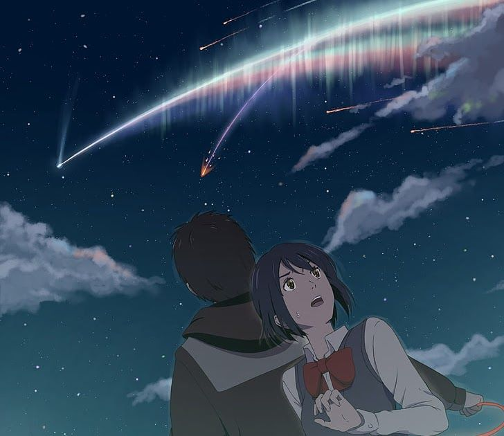 Hd Wallpaper Your Name Anime Wallpaper Kimi No Na Wa Sky 30 Pretty Beautiful Wallpapers For I In 2020 Anime Wallpaper Iphone Cool Anime Wallpapers Hd Anime Wallpapers