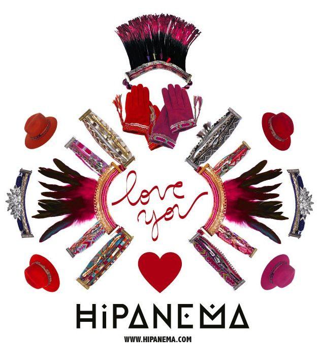 Hipanema <3 you! Profitez des soldes sur le e-shop pour trouver le plus beau des cadeaux à prix mini. e-shop Hipanema : http://www.hipanema.com/e-shop/hipanema