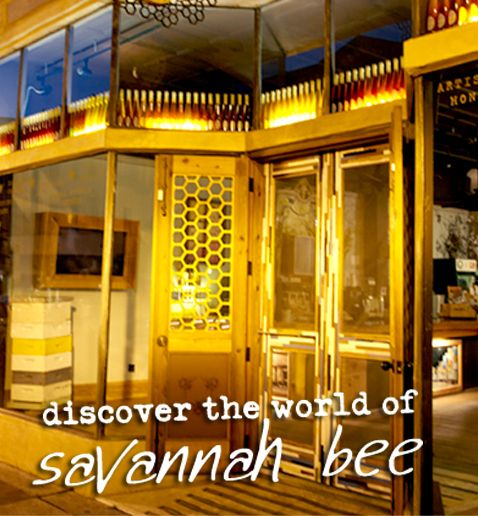 "Savannah Bee Company - ""Where the magic and science of honeybees are bottled up and enjoyed."""