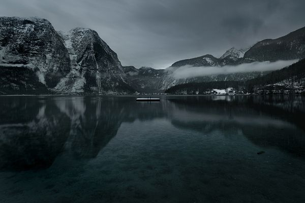 Hallstatt, by Akos Major