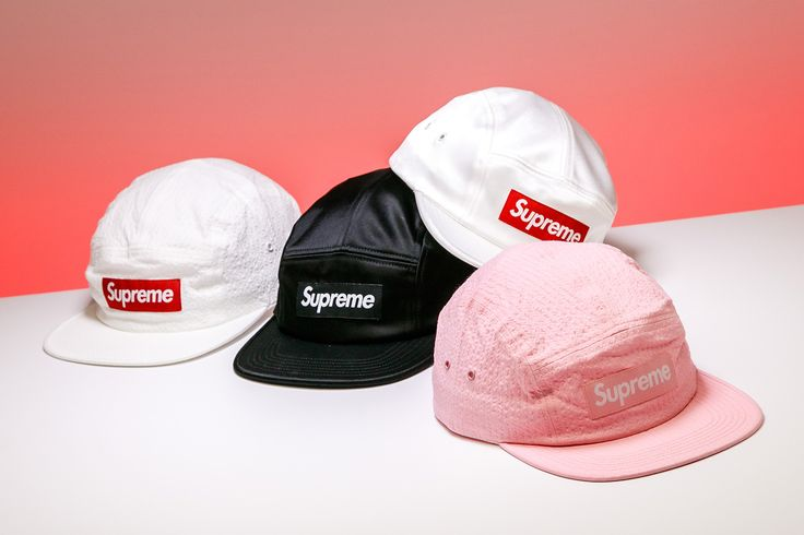 Do you have a go-to Supreme hat?