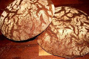 Perinteinen ruisleipä  Kotikokki.netin nimimerkki Metsänvartijan reseptillä