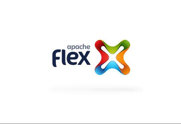 Apache Flex by Fuse Collective , via Behance: Logos Letters, Logos Design, Flex Logos, Identity Logos Branding, Logos Flex, Logos Rheea