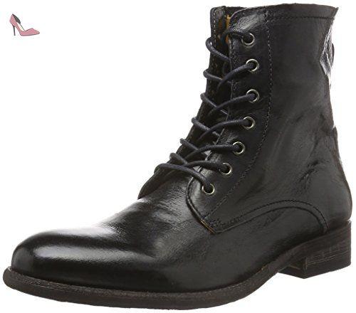 IL94, Bottes Desert de hauteur moyenne, doublure froide femme, Noir (Black), 37 EU (4 Damen UK)Blackstone
