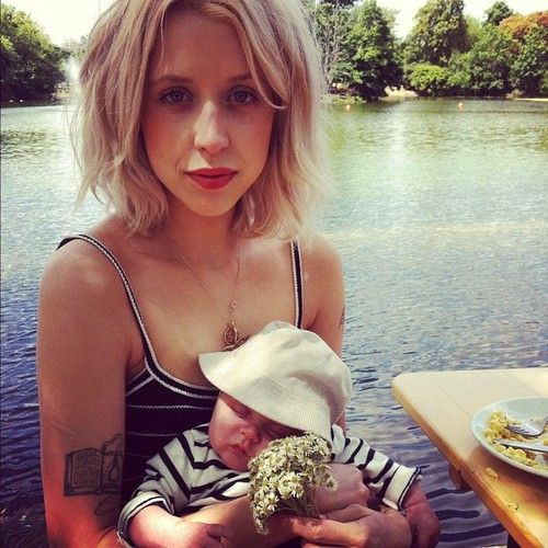 peaches geldof | Tumblr