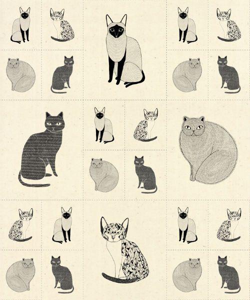 "Catnip - Cat Patch Natural - 36"" Panel"