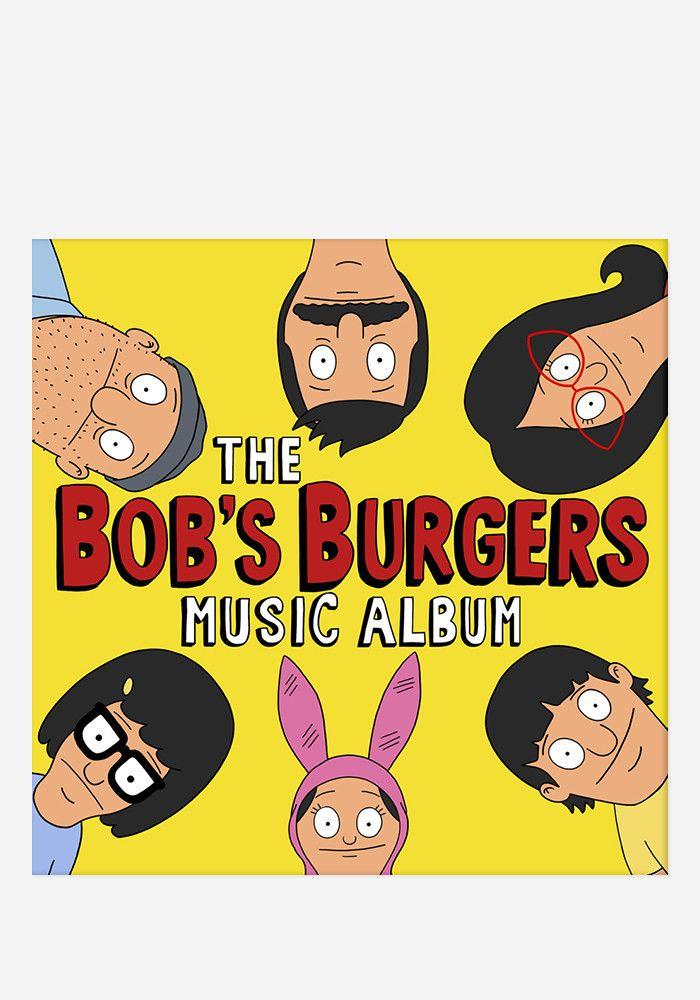 """Soundtrack - The Bob's Burgers Music Album 3 LP + 7"""""""