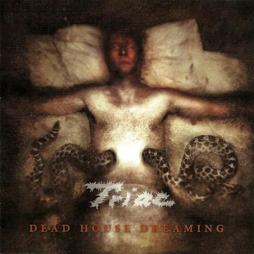 "Stanton LaVey on Triac album cover ""Dead House Dreaming"""