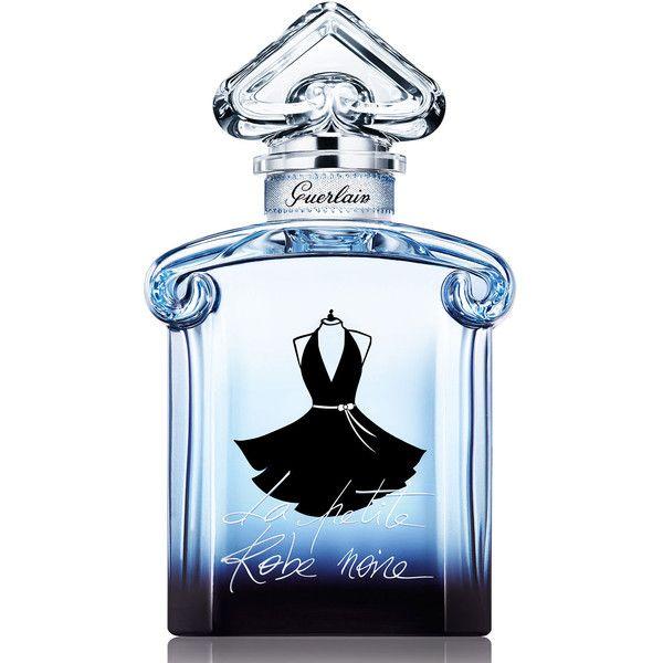 Guerlain La Petite Robe Noire Essence de Parfum Intense (188 060 LBP) ❤ liked on Polyvore featuring beauty products, fragrance, perfume fragrance, eau de parfum perfume, guerlain perfume, guerlain fragrance and guerlain