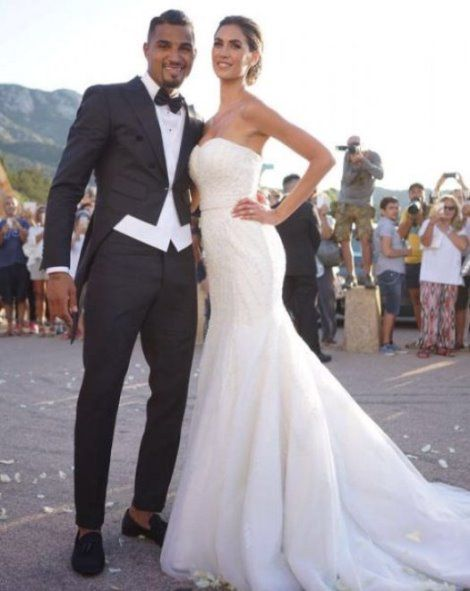 Melissa Satta e Kevin Boateng si sono detti sì. Il matrimonio della bellissima coppia è stato celebrato in Sardegna. Al termine dei festeggiamenti (fino all'alba di oggi), però, un incidente ha sconvolto la showgirl e gli invitati. Ecco cosa è successo...