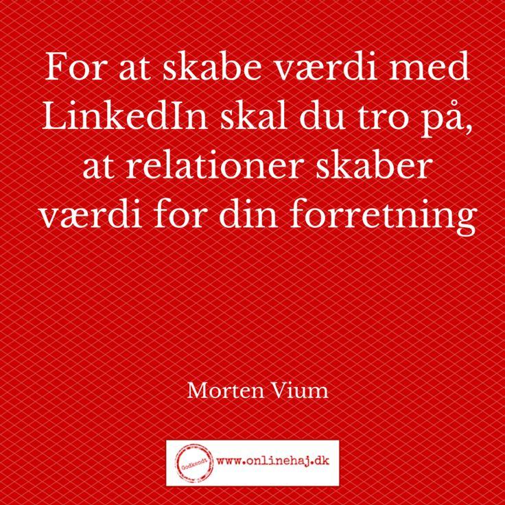 [Video] Sådan optimerer du din LinkedIn profil med Morten Vium