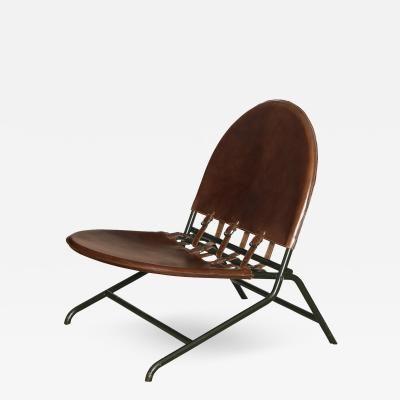 """Folding Garden Chair,"" by Ico & Luisa Parisi by Ico & Luisa Parisi"