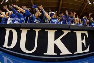 Cameron Crazies... i WILL see a game at cameron indoor stadium before i die.
