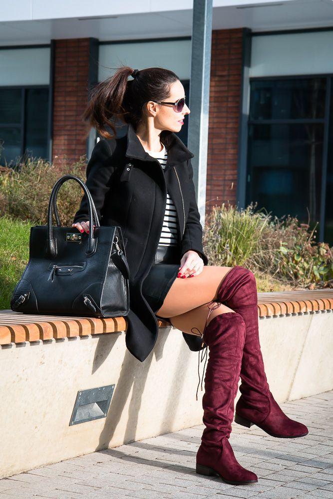 Stylish winter boots - Tina Chic