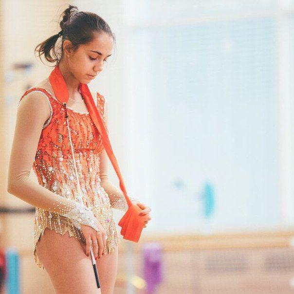 Margarita MAMUN (RUS) Ribbon Training