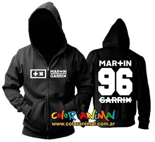 Campera Martin Garrix +x 96 - Comprar en Color Animal