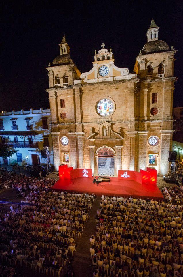 Cartagena Festival Internacional de Música