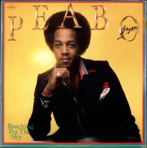 Peabo Bryson - Peabo Reaching For The Sky - Capitol Records LP ST-11729