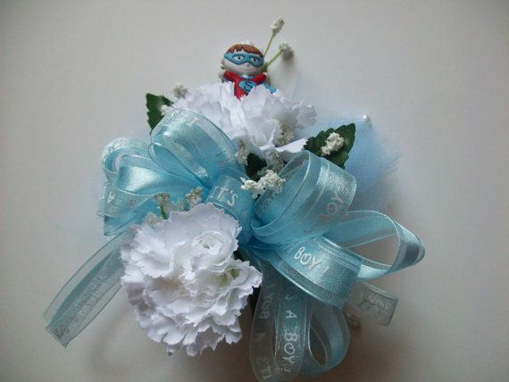 Baby Shower Corsage For Mom ~ Best corsages images boutonnieres tulle and bees