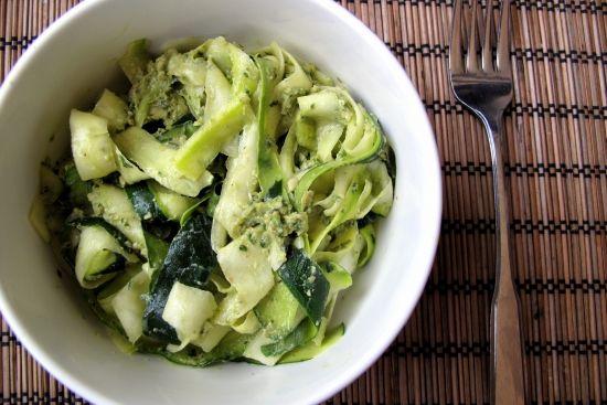 Spinach Avocado Pesto