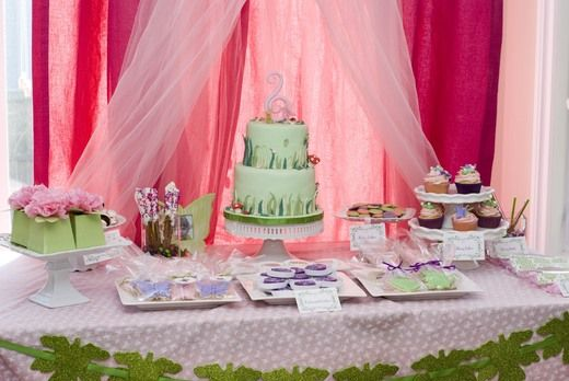 Pixie Hollow party inspiration