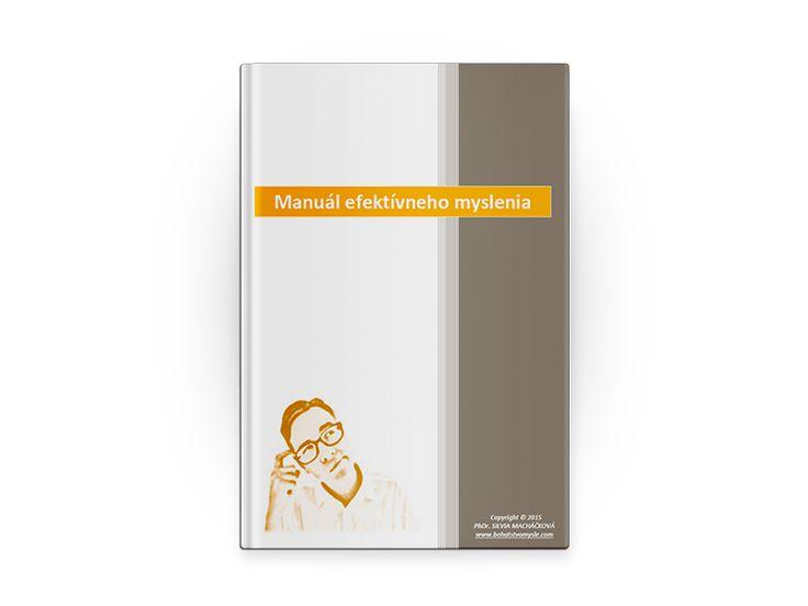 Manuál Efektívneho Myslenia (E-Book)