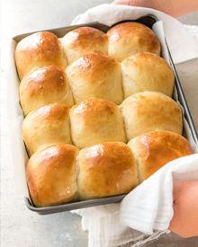 Premium Bread Mix Dinner Rolls