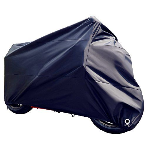 Tokept All-Weather Motorcycle Cover-Heavy Duty Extra Large Black for 104 Inch Motorcycles Like Honda, Yamaha, Suzuki, Harley. Keeps Your Bike Dry and Protected Year Round. For product info go to:  https://www.caraccessoriesonlinemarket.com/tokept-all-weather-motorcycle-cover-heavy-duty-extra-large-black-for-104-inch-motorcycles-like-honda-yamaha-suzuki-harley-keeps-your-bike-dry-and-protected-year-round/
