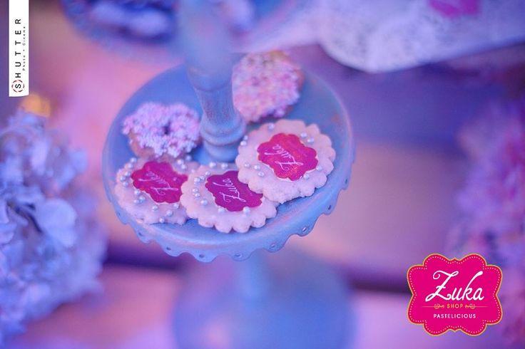 Cookies edible logo branding your event