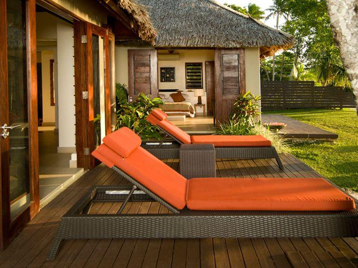 Luxurious accommodation at Eratap Beach Resort, Vanuatu  www.islandescapes.com.au