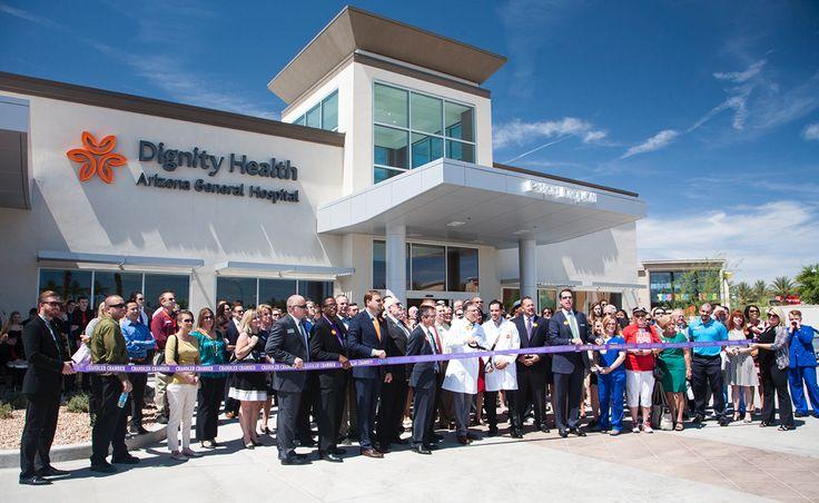 Dignity health arizona general hospital emergency room is