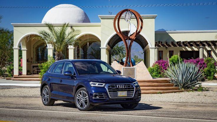 Audi Q5 2017, Tropico de Cancer, Mexico. Der neue Audi Q5 am nördlichen Wendekreis in Baja California. 23.448020, -109.703323 - Foto: Sandra Schink