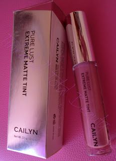 Tinkerbell Total Beauty......Il Blog di Trilly: Review Pure Lust Extreme matte tint (tinta labbra)...