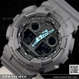 Buy Casio G-Shock 200M Analog Digital Watch GA-100C-8A, GA100C- Buy Watches Online | nzwatches.com