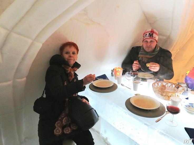Lapland. Adventures in ice. | The Banki.ru