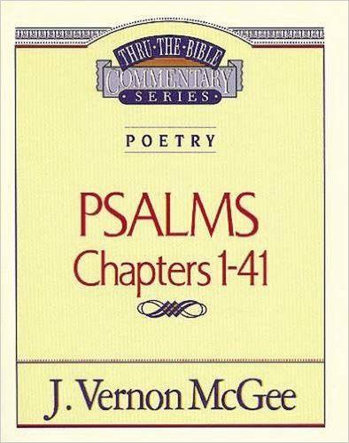 Psalms Chapters 1-41 Thru