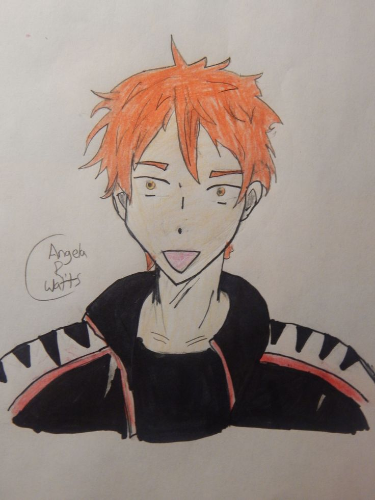 Mikoshiba Momotarou, also known as Momo! by Angela R. Watts. :D I haven't done much with the Free! style anime, but it's actually fun! ♥ I love Free! too haha. Love ya, Momo-chan.