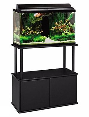 Best 20 gallon standard (24-inch, 2 ft) and long (30-inch) fish tank stands