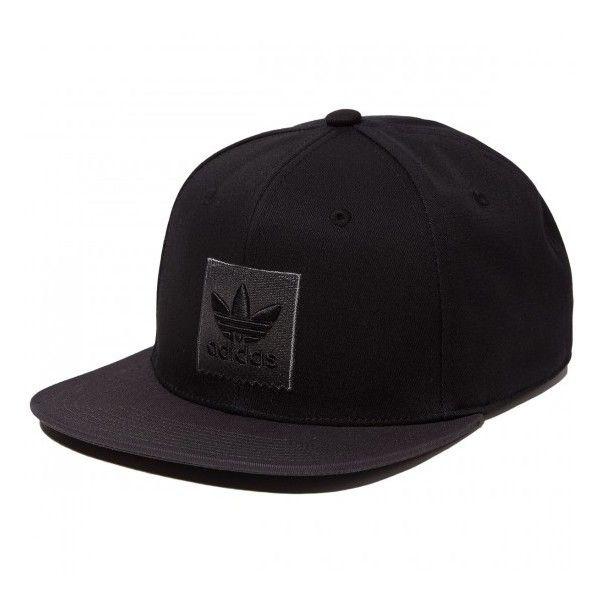 Adidas Snapback 2 Hat ($25) ❤ liked on Polyvore featuring accessories, hats, snapback hats, adidas hat, adidas, adidas snapback and snap back hats