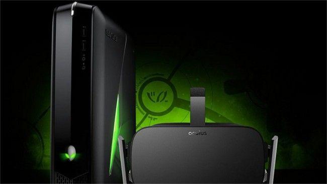 L'Alienware X-51 et l'Oculus Rift
