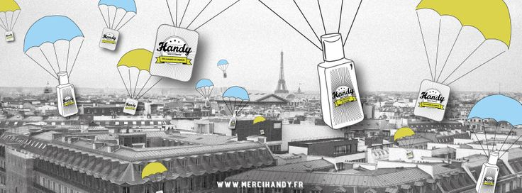 www.mercihandy.fr #onarrive #debarquement #paris #saut