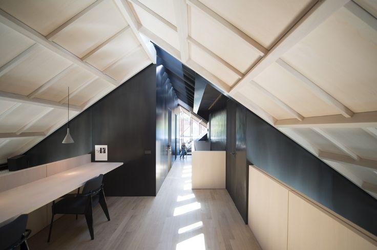 Villa Schoorl / Studio Prototype – nowoczesna STODOŁA | wnętrza & DESIGN | projekty DOMÓW | dom STODOŁA