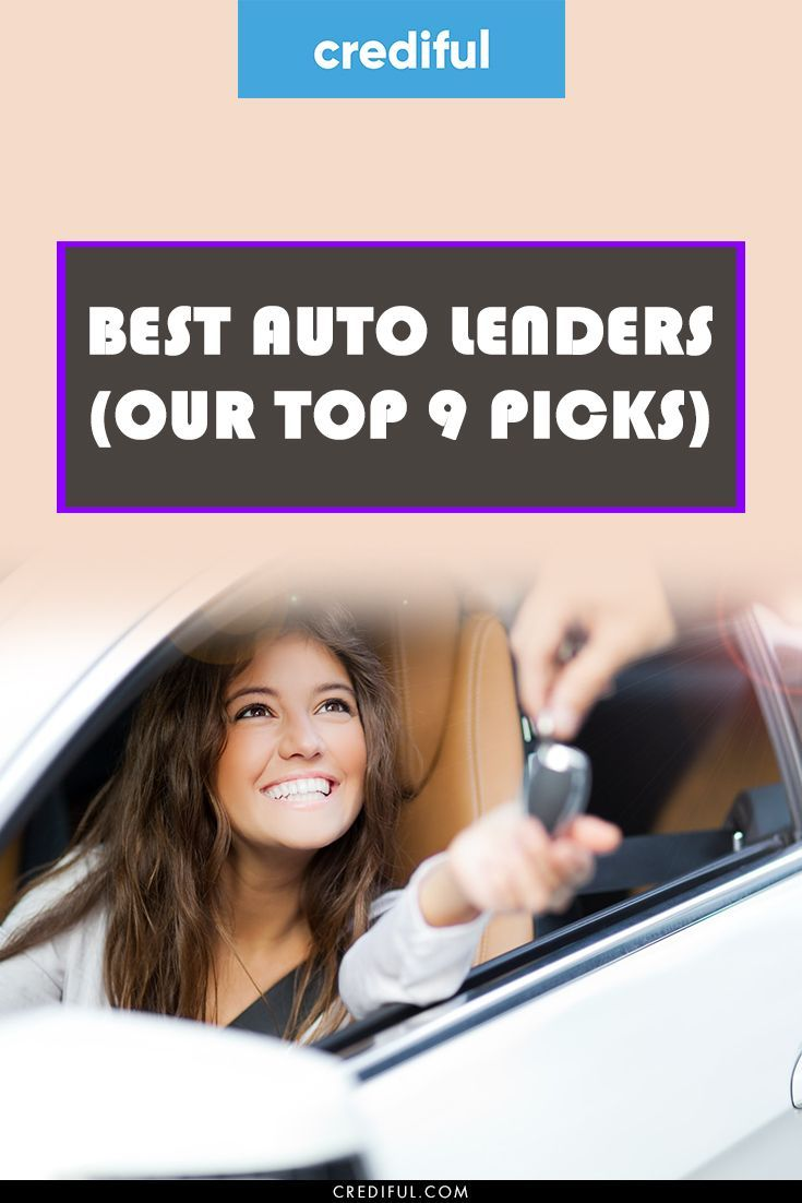 Compare The 8 Best Auto Lenders Of 2020 In 2020 Best Money Saving Tips Car Loans Lenders