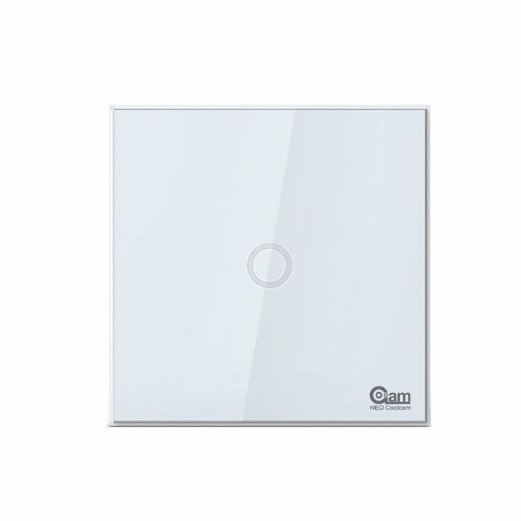EU Version One Gang z-wave Wall Light Switch Sensor Smart Home Z wave Operating mode touch-sensitive. Click visit to buy