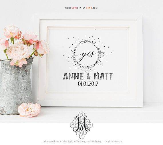 Save The Date Logo Design Wedding Monogram Logo Hand Drawn Logo Name Initial Art Monogram Logo Personal Monogram Design Save the date logo