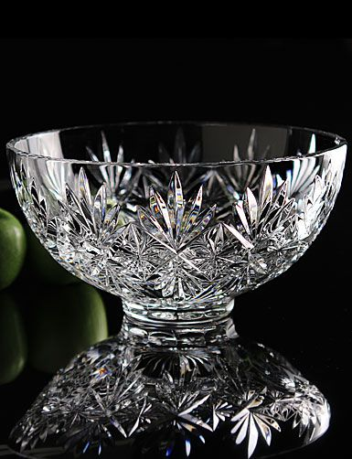 "Waterford Normandy 10"" Bowl give Crystal it's for life! 2016"