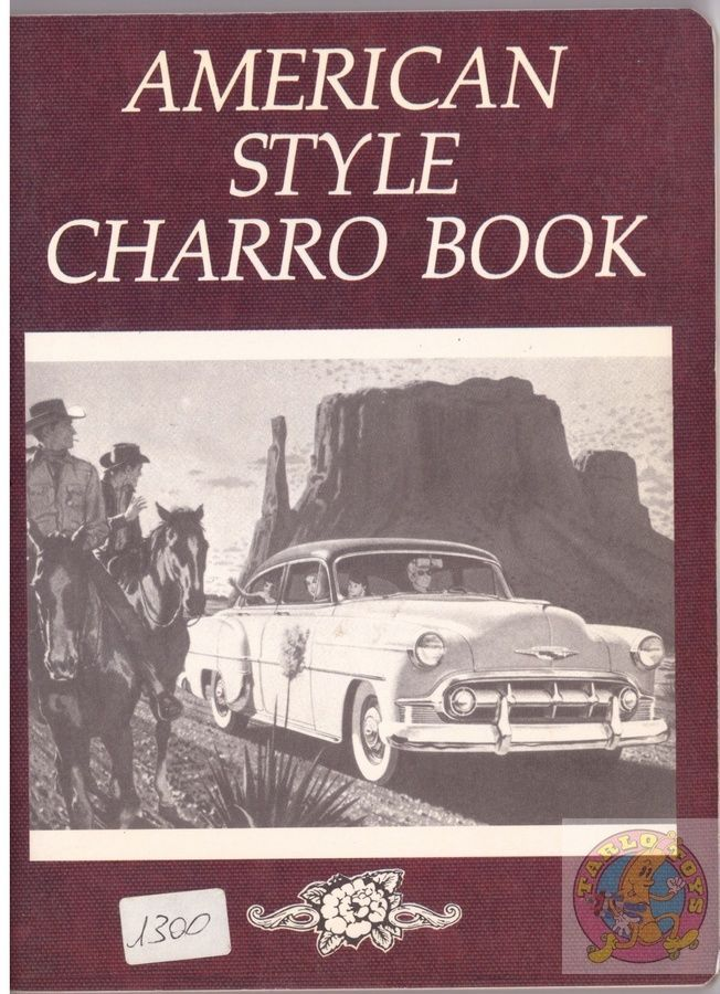 EL CHARRO 80s Pigna italy notebook school - quaderno scuola Paninaro preppy