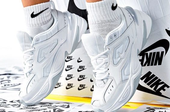 hot sale online 3ede0 78065 Look Out For The Nike WMNS M2K Tekno White Pure Platinum The brand new Nike  WMNS