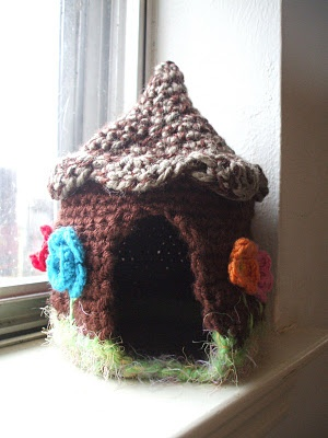 Crochet For Free: Gnome Home
